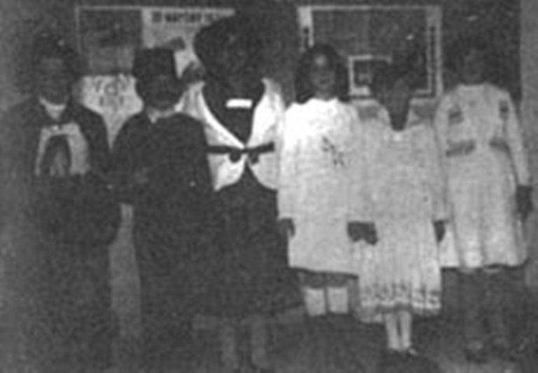Θεατρική παράσταση - στον Αΐμονα 1984 - Νο3