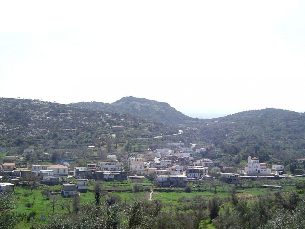 Αΐμονας ανατολικά