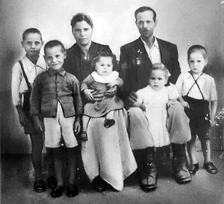 Οικογένεια Βασιλείου Φλουρή